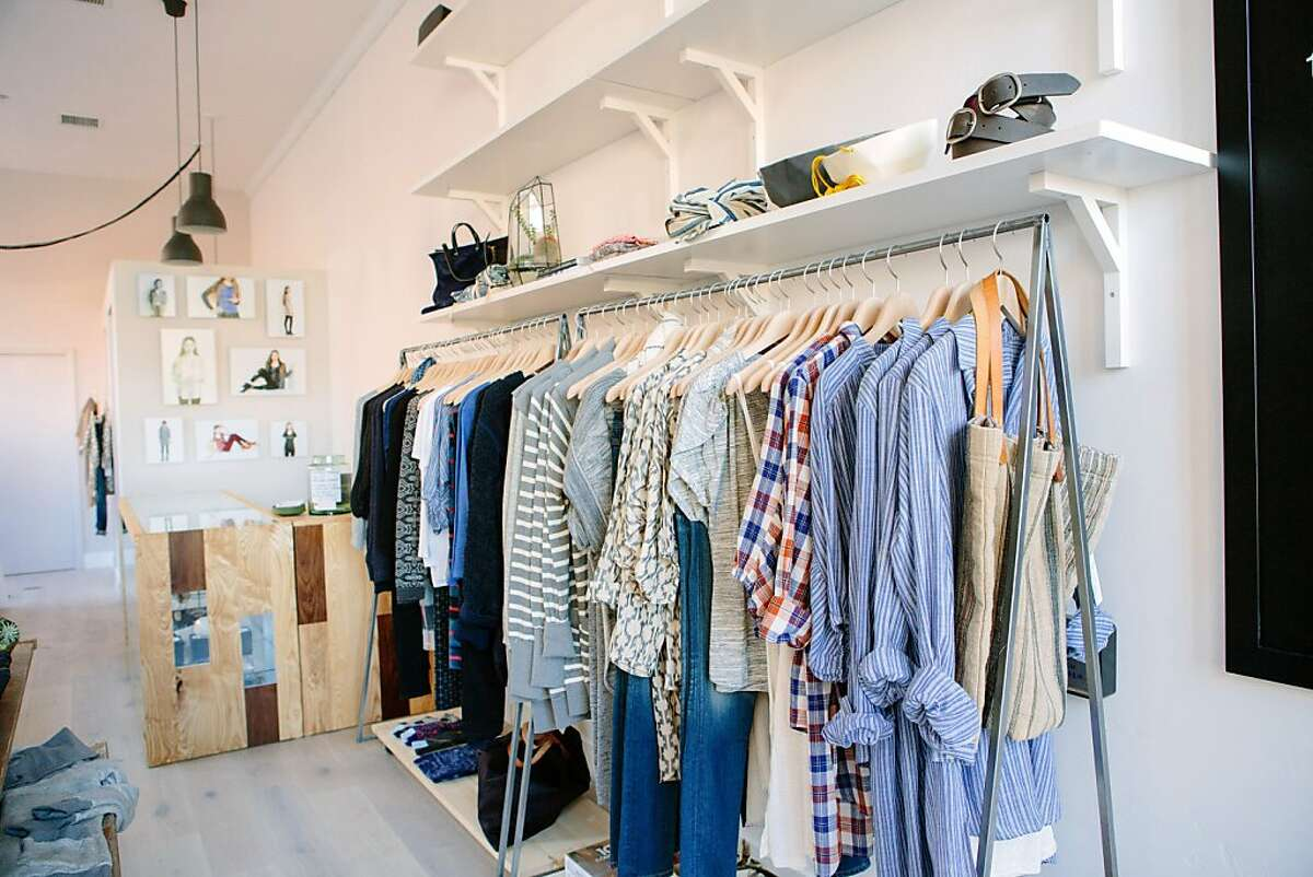 Fashion designer duo Josh and Lauren Podoll opened a storefront at 251 Primrose Rd., Burlingame) in October.