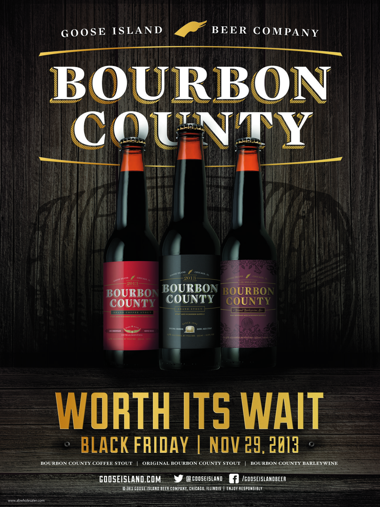 Bourbon County Backyard Rye bourbon county series worth wait - houstonchronicle