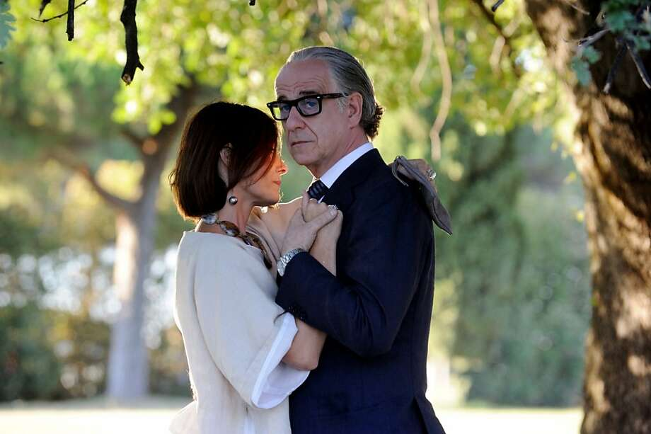 """Toni Servillo, seen dancing with Galatea Ranzi, plays an aging journalist and bon vivant in Rome in """"The Great Beauty."""" Photo: Gianni Fiorito, Janus Films"""