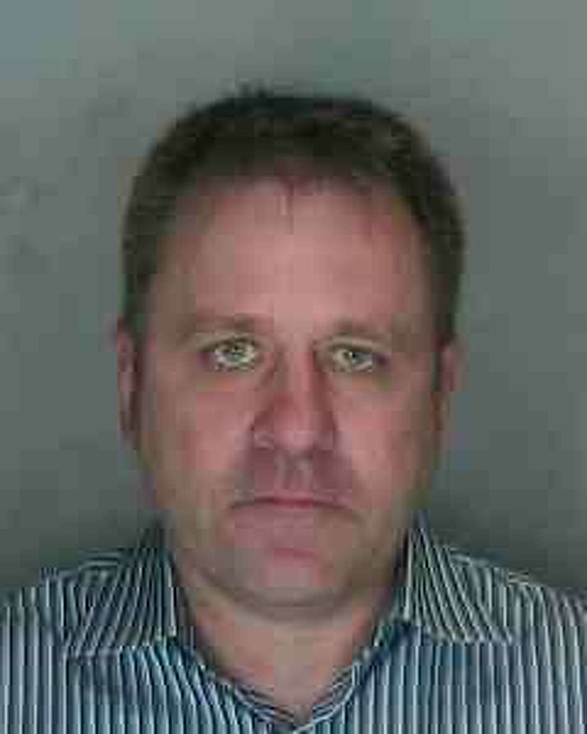Paul J. Bourdeau, a 45-year-old registered nurse from Schenectady was accused of using a surveillance camera to record women using an employee hospital at Ellis Hospital. (Schenectady Police Department)