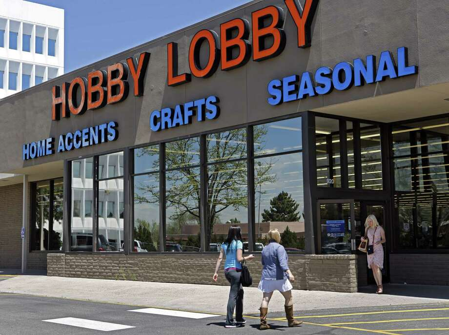 The Supreme Court will consider two cases — one involves Hobby Lobby — on whether businesses can use religious objections to escape a requirement to cover birth control for employees. Photo: Ed Andrieski / Associated Press