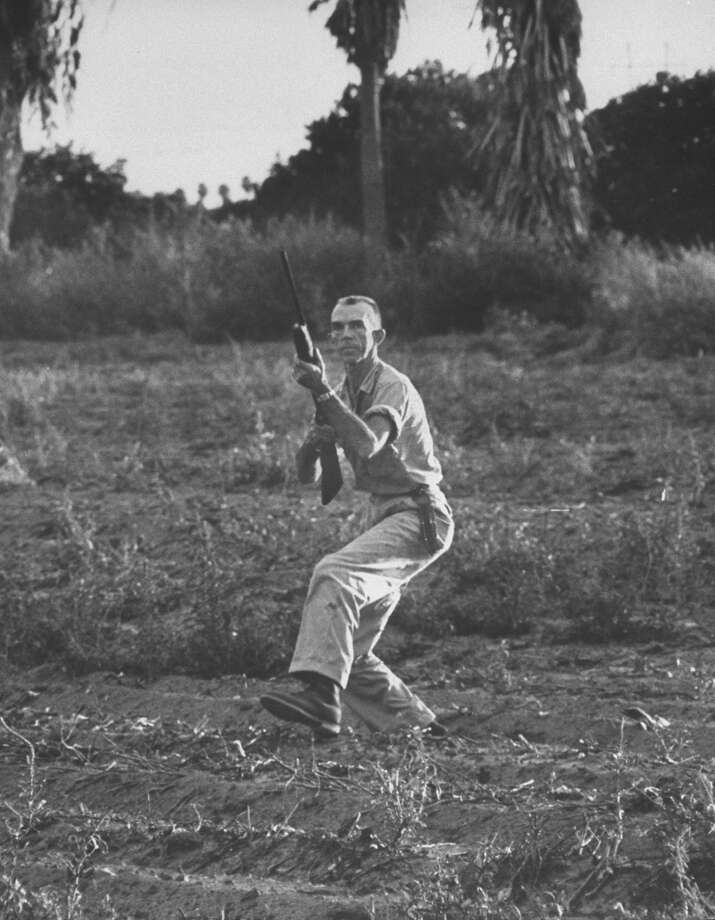 Dove hunt in Texas, 1961. Photo: Ralph Crane, Time & Life Pictures/Getty Image