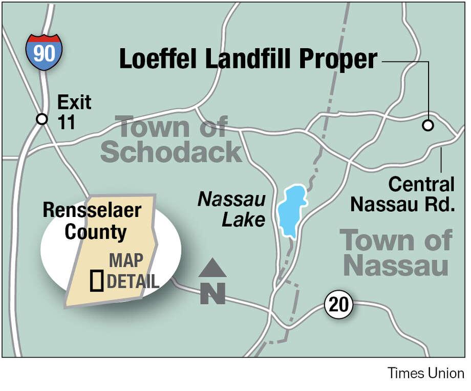 Loeffel landfill.