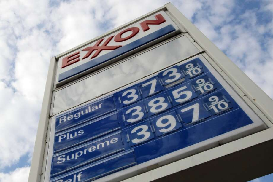 3. Exxon Mobil -- international oil company based in the United States  2012 rank -- 3  [Photo: Gas prices are displayed at an Exxon station in Pittsburgh.] Photo: Gene J. Puskar, Associated Press