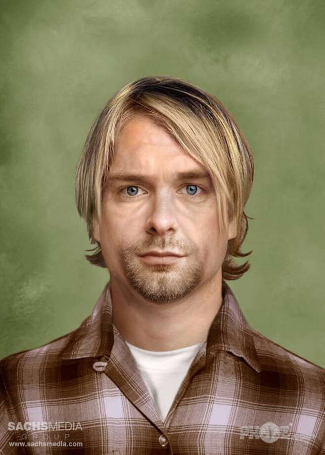 Kurt Cobain Singer/Songwriter Nirvana- Died 1994 at the age of 27  SACHSMEDIA Group Photo: SACHS MEDIA GROUP