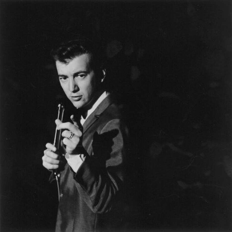 Singer  Bobby Darin Photo: Atlantic Records