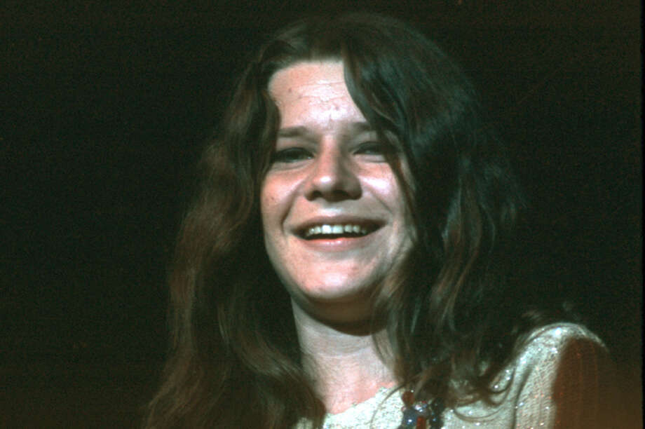 1960s psychedelic icon  Janis Joplin was born in Port Arthur in 1943. Janis would later die alone in her Los Angeles hotel room at the age of 27 of a suspected drug overdose.   Photo: Paul Ryan, Getty Images / Michael Ochs Archives