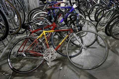 Here's how to get your stolen bike back in S F  - SFGate