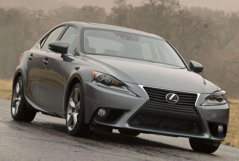 4. Lexus ISMSRP: Starting at $36,100