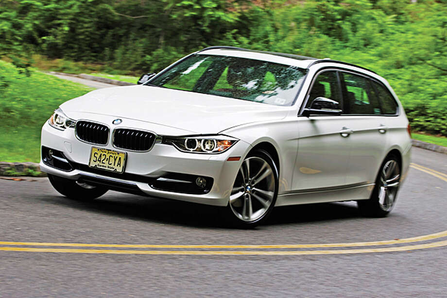 2014 BMW 328i xDrive Sport Wagon (photo courtesy BMW) Photo: Chris Tedesco / BMW North America 2013