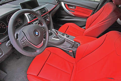 Sport Meets Sensible: 2014 BMW 328i xDrive Sports Wagon - Times Union