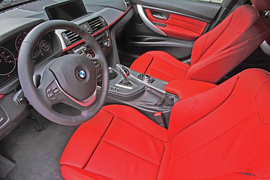 Best Sport Sedan:2014 BMW 328iSource: Consumer Reports Photo: Chris Tedesco / BMW North America 2013