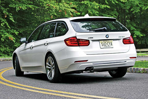 Sport Meets Sensible: 2014 BMW 328i xDrive Sports Wagon - Times Union