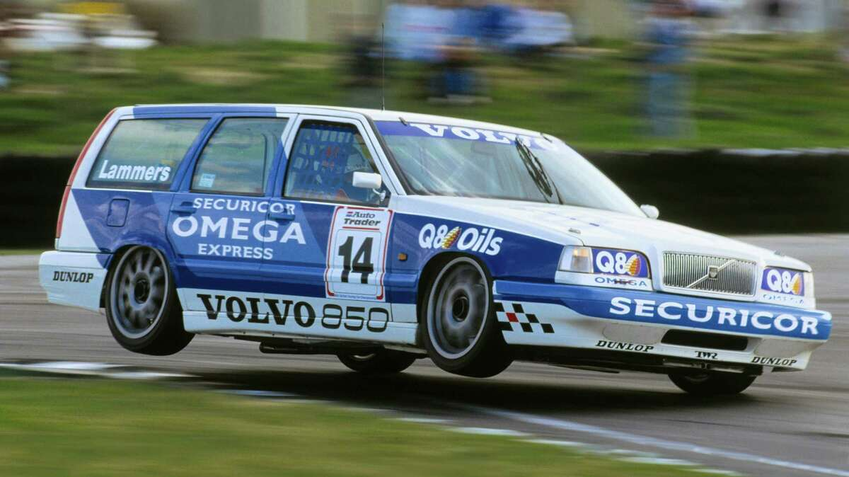 Volvo 850 BTCC You really want a sleeper? Grab one of these and blow the doors off the guy lining up next to you at the red. Top speed: 155 m.p.h. Hat tip: Jalopnik.com