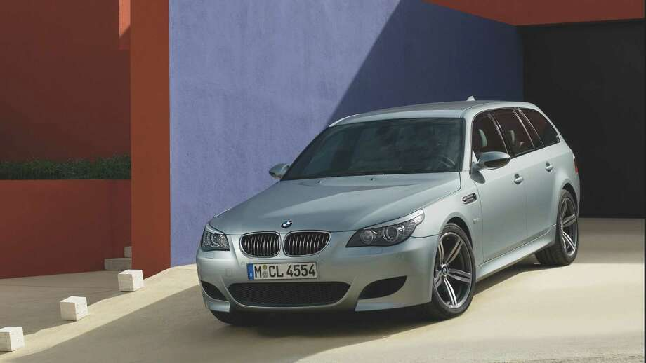 BMW M5 TouringThis yuppie wagon will show them who's the boss.Top Speed: 205 m.p.h. Photo: Handout From Manufacturer