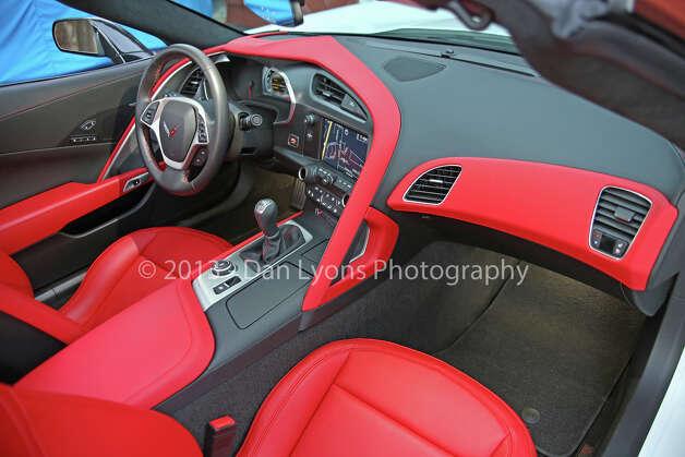 2014 Chevrolet Corvette Stingray Z51 (photo by Dan Lyons) Photo: Dan Lyons / copyright: Dan Lyons - 2013