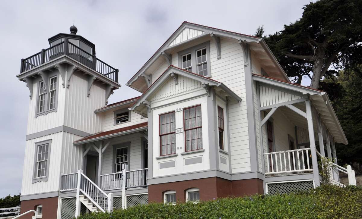 The Point San Luis Lighthouse Keepers, a group of volunteers dedicated to the light station's restoration, put in 65,000 hours of labor and raised $1.5 million to support the effort over 15 years.