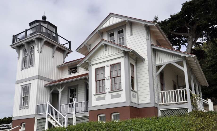 The Point San Luis Lighthouse Keepers, a group of volunteers dedicated to the light station's restoration, put in 65,000 hours of labor and raised $1.5 million to support the effort over 15 years. Photo: Christine Delsol, Special To SFGate