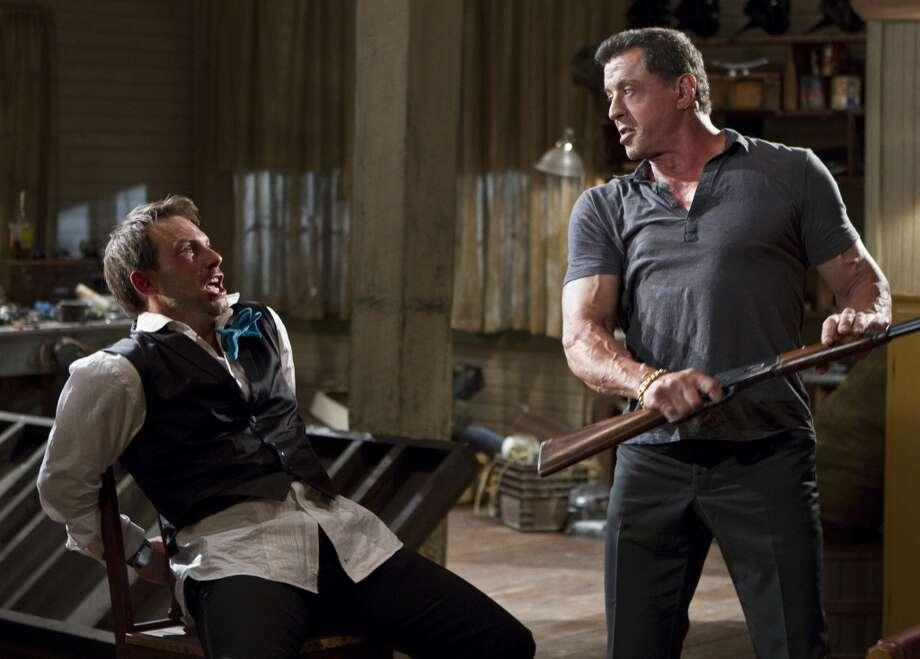 "2. ""Bullet to the Head"" Budget: $25 million; box office $9 million Photo: Frank Masi, Warner Bros."