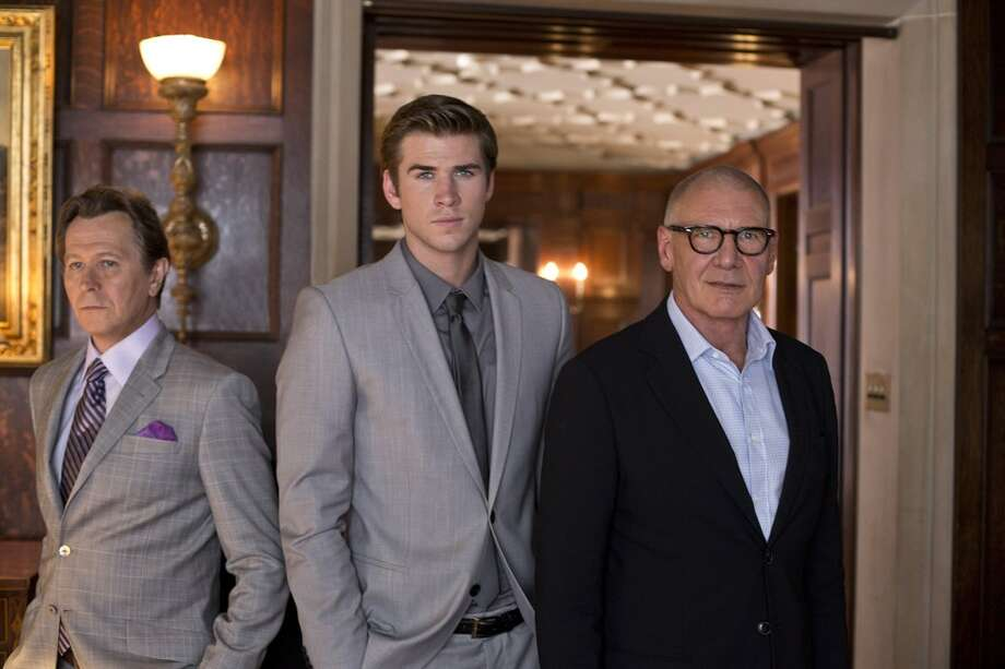 "3. ""Paranoia""  Budget: $35 million; box office $13.5 million Photo: Relativity Media / ONLINE_YES"