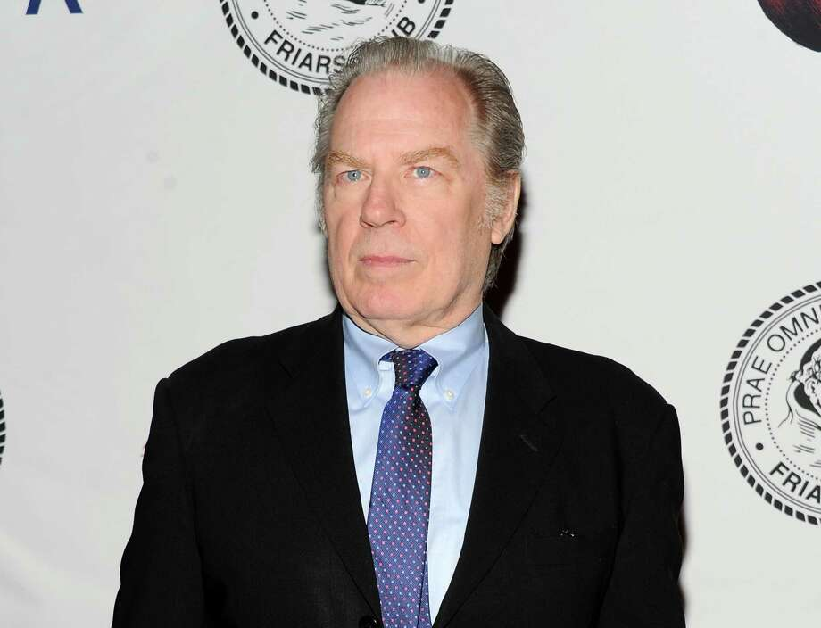 "FILE - This April 5, 2013 file photo shows actor Michael McKean at the Friars Club Roast of Jack Black at the New York Hilton  in New York. Producers of ""All the Way,"" a play about President Lyndon B. Johnson, said Tuesday, Nov. 26, that McKean will play former FBI director J. Edgar Hoover and Brandon J. Dirden will portray the civil rights icon Martin Luther King Jr. when Robert Schenkkan's play makes it to the Neil Simon Theatre  early next year. (Photo by Evan Agostini/Invision/AP, File) ORG XMIT: NYET222 Photo: Evan Agostini / Invision"