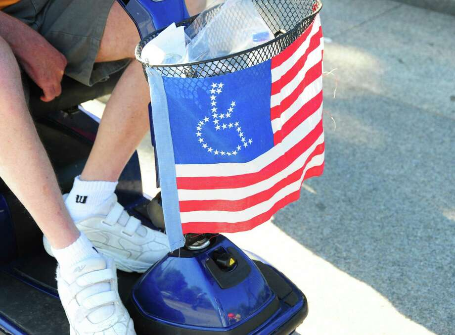 About 12.1 of American adults are disabled, according to recently released Census Bureau figures. Click through to see how Washington communities compare. Photo: KAREN BLEIER, Getty Images / 2009 AFP