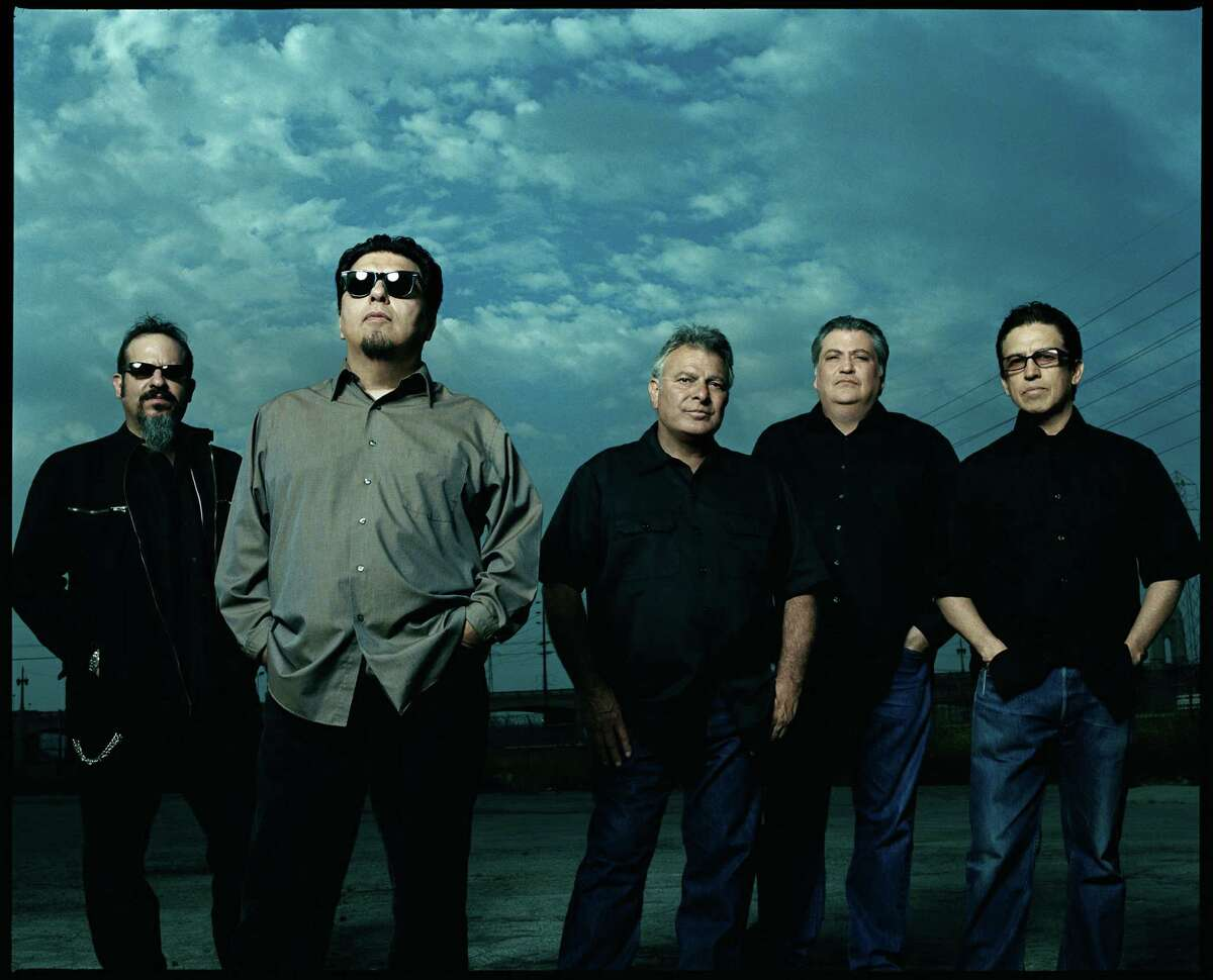 Los Lobos (Courtesy the artists)
