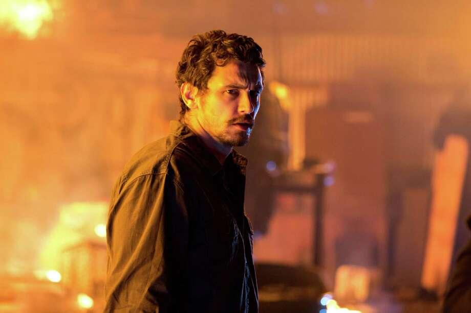James Franco in Homefront (Justin Lubin) Photo: Justin Lubin