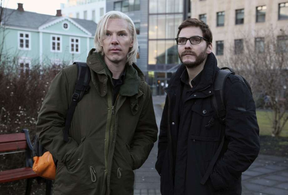 "No. 1 flop of 2013, according to Forbes.com: The Fifth Estate."" Photo: Frank Connor, Associated Press"