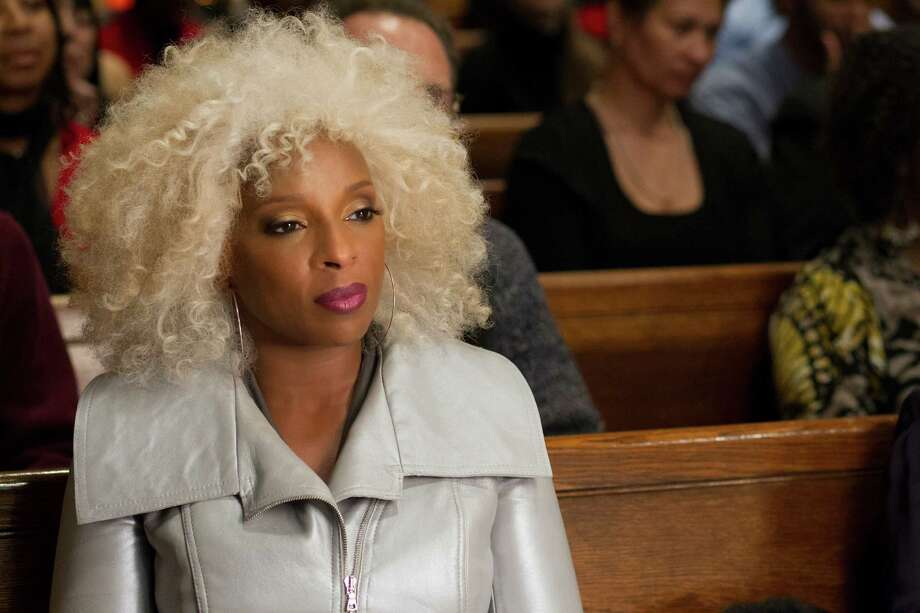 "This image released by Fox Searchlight Films shows Mary J. Blige in a scene from ""Black Nativity."" (AP Photo/Fox Searchlight Films, Phil Bray) ORG XMIT: NYET541 Photo: Phil Bray / Fox Searchlight Films"