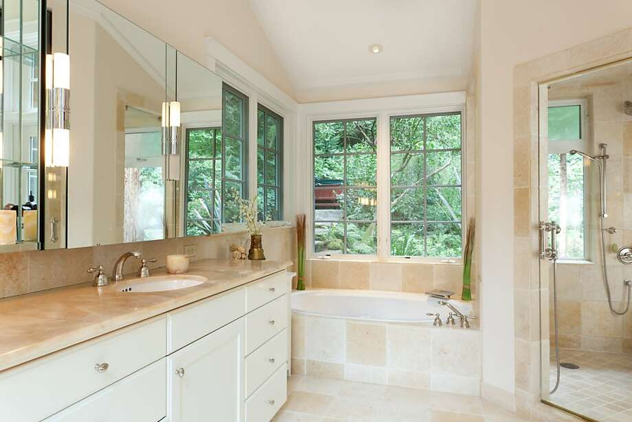 Mill Valley Compound Includes Outdoor Shower Creek Sfgate