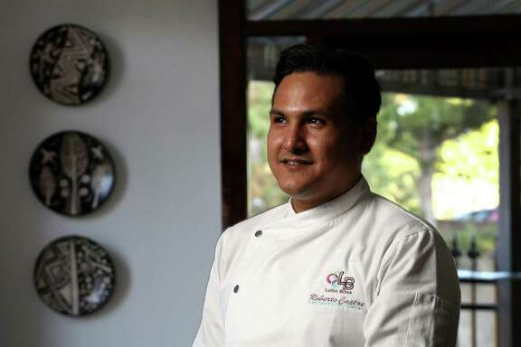 Chef Roberto Castre has added new dishes, such as Peruvian-tinged fried chicken with mashed potatoes, to the menu at Latin Bites.