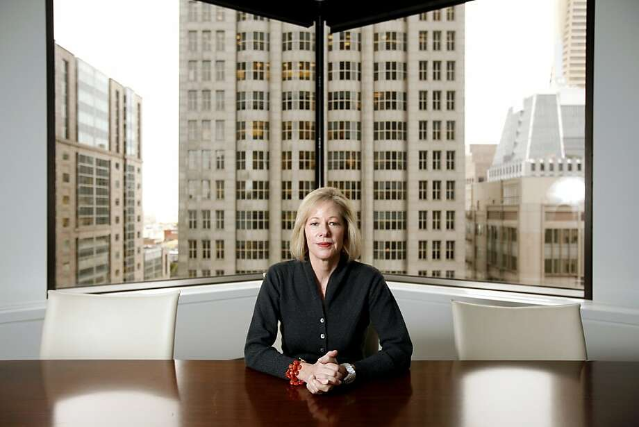 JANET LAMKIN: The president of Bank of America in California attributes much of her success to female mentors. She is continuing the tradition by advising other women in the industry. Read more about her and profiles of 10 other female executives in Business Report on Pages D6-D10. Photo: Sarah Rice, Special To The Chronicle