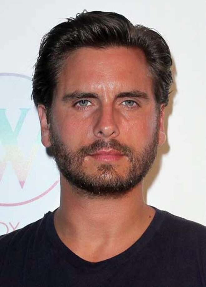 TV personality Scott Disick went to rehab after a violent outburst. Photo: John Parra, Getty Images For Wildfox / 2013 Getty Images