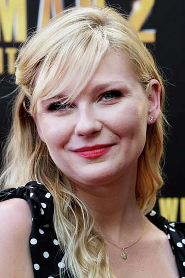 Actress Kirsten Dunst went to rehab for her struggle with depression. Photo: Lisa Maree Williams, Getty Images / 2013 Getty Images