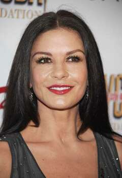 Actress Catherine Zeta-Jones reportedly went to rehab for bipolar disorder. Photo: Gary Gershoff, WireImage / 2013 Gary Gershoff