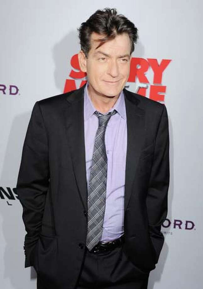 Actor Charlie Sheen reportedly went to rehab after a meltdown in 2011 that involved tiger's blood and his goddesses.  Photo: Jon Kopaloff, FilmMagic / 2013 Jon Kopaloff