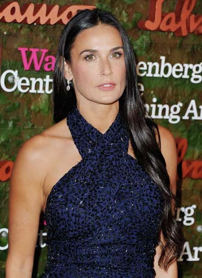Actress Demi Moore reportedly went to rehab to get help for an addiction and an eating disorder. Photo: Jon Kopaloff, FilmMagic / 2013 Jon Kopaloff