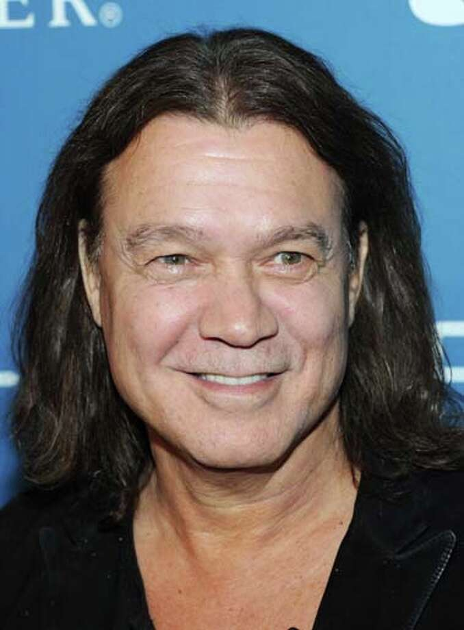 Musician Eddie Van Halen reportedly checked himself into rehab for alcohol-related reasons. Photo: Jamie McCarthy, Getty Images For Esquire / 2013 Getty Images