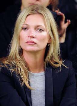 Supermodel Kate Moss reportedly checked into rehab after pictures surfaces of her snorting cocaine.  Photo: Karwai Tang, WireImage / 2013 Karwai Tang