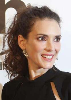 Actress Winona Ryder was sentenced to rehab for addiction to pain killers following her arrest for shoplifting. Photo: Sam Morris, Getty Images / 2013 Getty Images