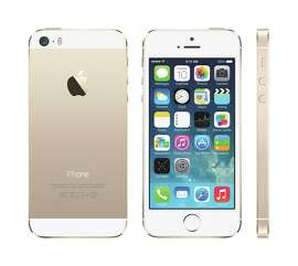 Apple iPhone 5S 4G LTE in gold with 64GB, $399.99, at Verizon Wireless stores.