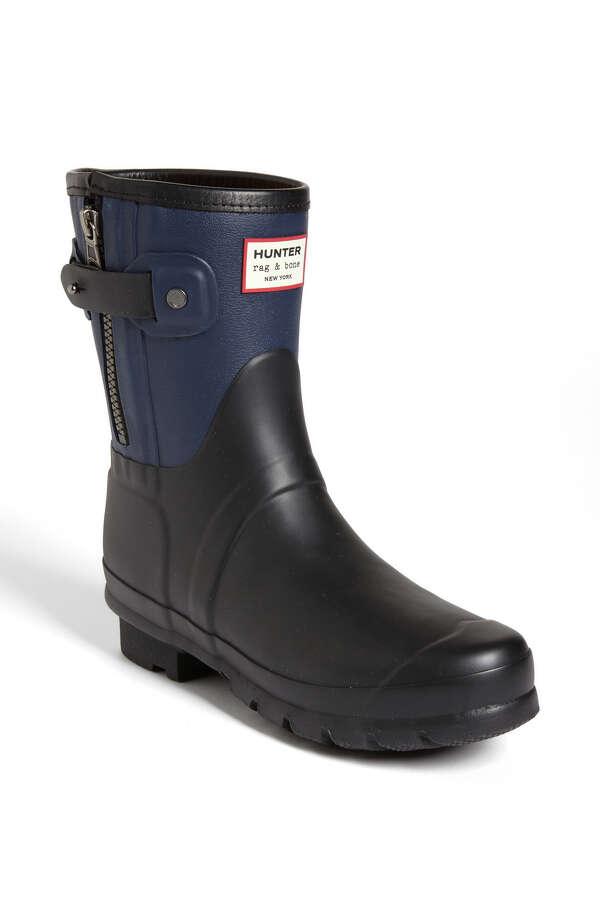 Short rain bootsby Hunter for Rag & Bone; $265 atnordstrom.com. Photo: Handout / ONLINE_YES