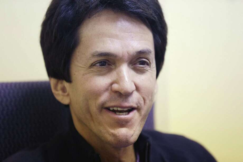 Mitch Albom says he likes to tell stories that make the reader feel a little more hopeful at the end. Photo: Courtesy Carlos Osorio