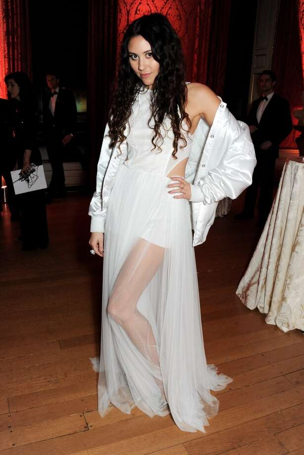 Eliza Doolittle attends the Winter Whites Gala in aid of Centrepoint at Kensington Palace on November 26, 2013 in London, England.  (Photo by David M.Benett/Centrepoint/Getty Images for Centrepoint) Photo: David M.Benett/Centrepoint