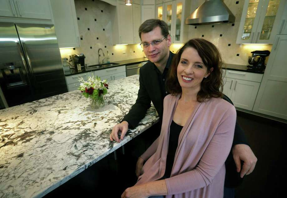 Jennifer Morgan and Dean French enjoy expanding their culinary horizons.