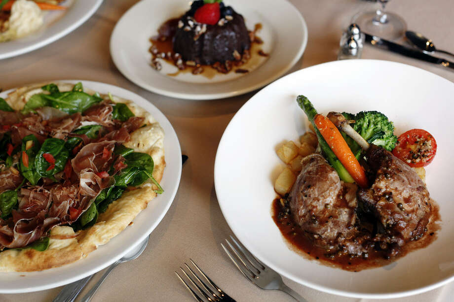 Frederick's Bistro artfully blends French and Asian flavors.