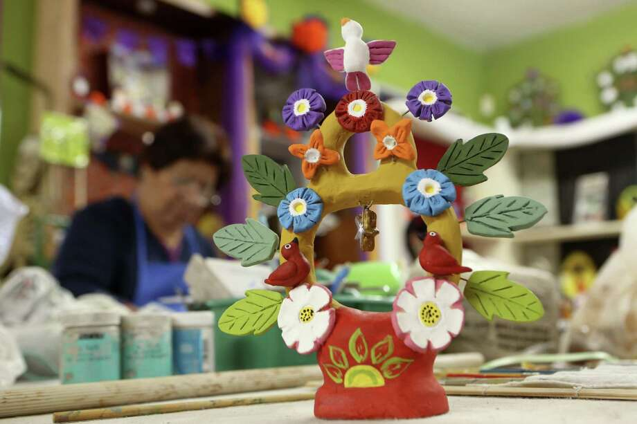 Esperanza Peace Market will offer handcrafted work. Photo: San Antonio Express-News