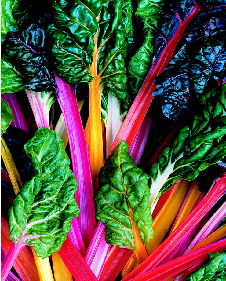 'Bright Lights' Swiss chard is ornamental and edible.  All-America Selections photo / handout