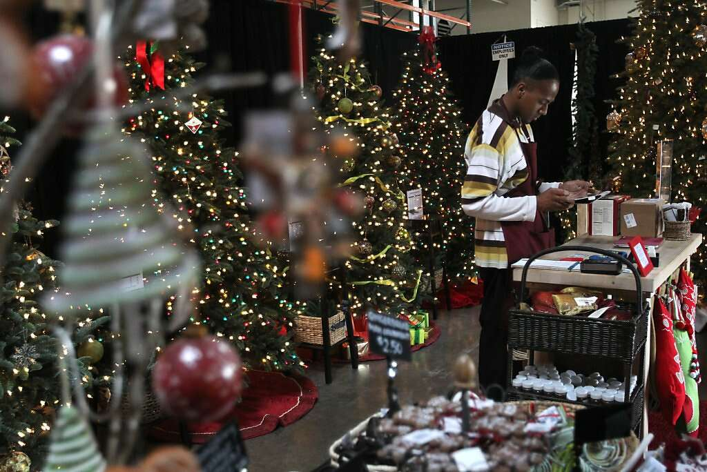 Authentic-looking fake Christmas trees a real option - SFGate